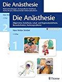 Die Anästhesie